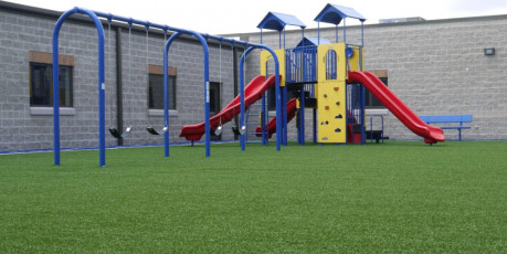 Schedule a free Playground Grass consultation today!